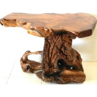 teak-root-tables-stools 8